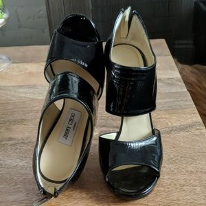 Jimmy choo private patent leather heel size 39.5